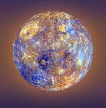 Planeta Mercur sunete