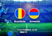 ROMANIA - ARMENIA LIVE PRO TV