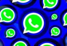 WhatsApp luminos